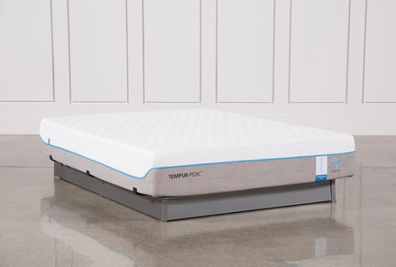 Display product reviews for TEMPUR-PEDIC CLOUD SUPREME BREEZE 2.0 QUEEN MATTRESS