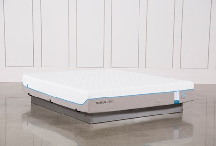 Display product reviews for TEMPUR-PEDIC CLOUD SUPREME BREEZE 2.0 CALIFORNIA KING MATTRESS