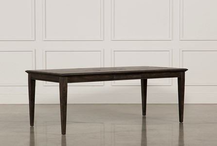 Display product reviews for VALENCIA 64 INCH EXTENSION RECTANGLE DINING TABLE