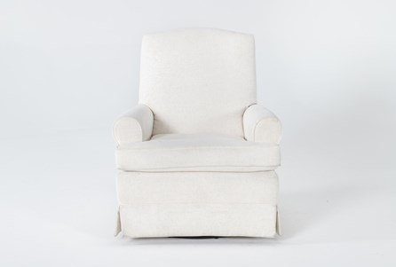 Display product reviews for BAILEY ROLL ARM SKIRTED SWIVEL GLIDER