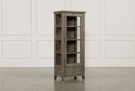 Display product reviews for BROGAN GOLDRUSH ACCENT CABINET