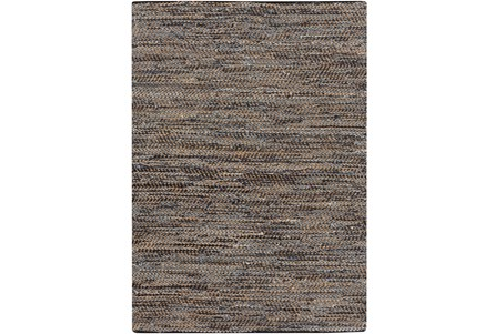 Display product reviews for 60X96 PROMO RUG-BLACK/GREY/BLUE HANDWEAVE