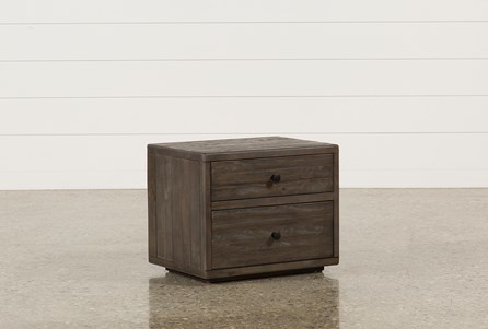 Display product reviews for DYLAN 2-DRAWER NIGHTSTAND