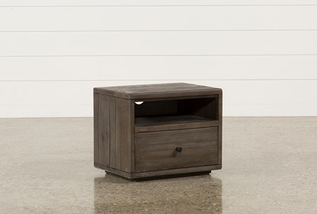 Display product reviews for DYLAN 1-DRAWER NIGHTSTAND