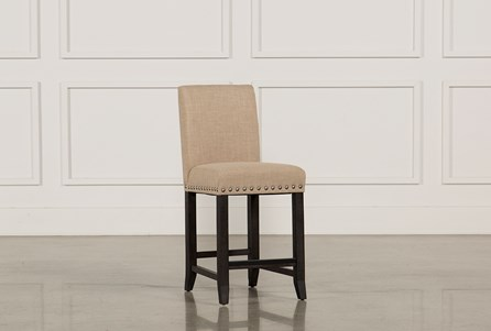 Display product reviews for JAXON FABRIC COUNTERSTOOL