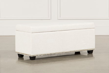 Display product reviews for SOPHIA STORAGE BENCH