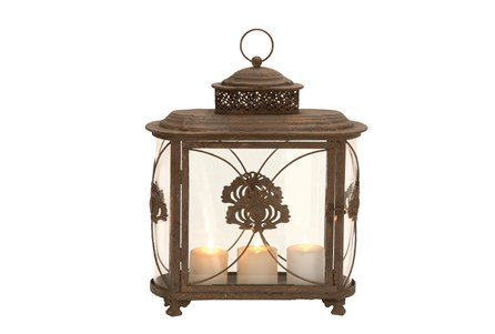 Display product reviews for 18 INCH METAL LANTERN