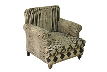 Display product reviews for OTB GEO MIX PRINT CHAIR