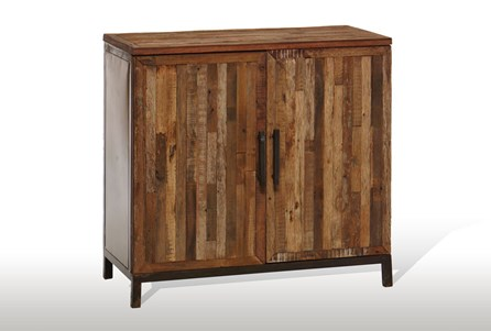 Display product reviews for OTB VINTAGE FINISH 2-DOOR SERVER