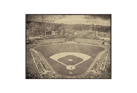 Display product reviews for PICTURE-VINTAGE DODGERS STADIUM