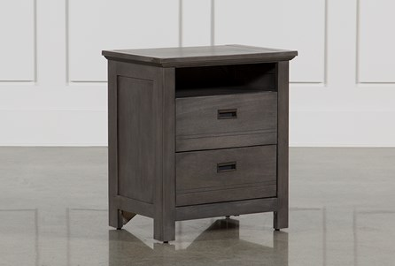 Display product reviews for OWEN GREY NIGHTSTAND