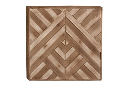 Display product reviews for WOOD WALL DECOR 25X25