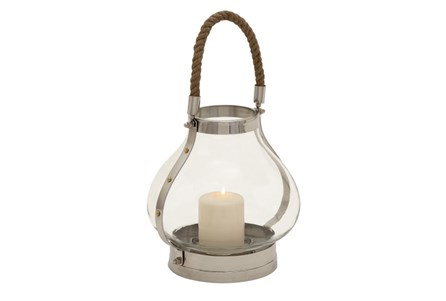Display product reviews for STEEL GLASS LANTERN