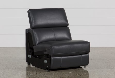 Display product reviews for KRISTEN SLATE GREY ARMLESS POWER RECLINER