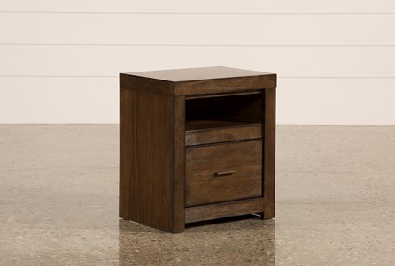 Display product reviews for RILEY BROWNSTONE 1-DRAWER NIGHTSTAND