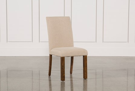 Display product reviews for CHANDLER FABRIC SIDE CHAIR