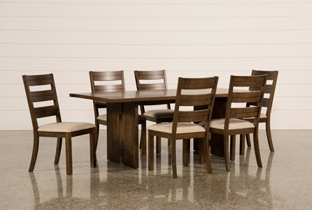 Display product reviews for KIT-LANSING 7 PIECE DINING SET