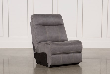 Display product reviews for DENALI LIGHT GREY ARMLESS CHAIR