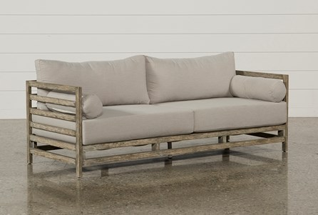 Display product reviews for OUTDOOR POMPEII SOFA