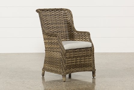 Display product reviews for OUTDOOR AVENTURA DINING CHAIR