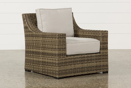 Display product reviews for OUTDOOR AVENTURA LOUNGE CHAIR