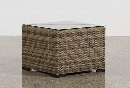 Display product reviews for OUTDOOR AVENTURA END TABLE