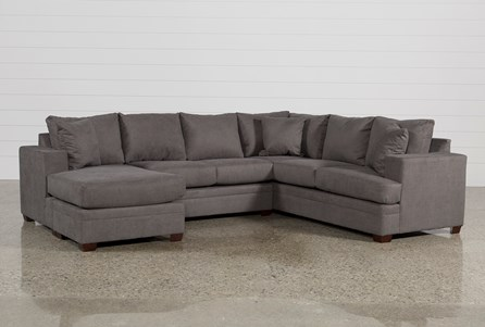 Display product reviews for KIT-KERRI 2 PIECE SECTIONAL W/LAF CHAISE