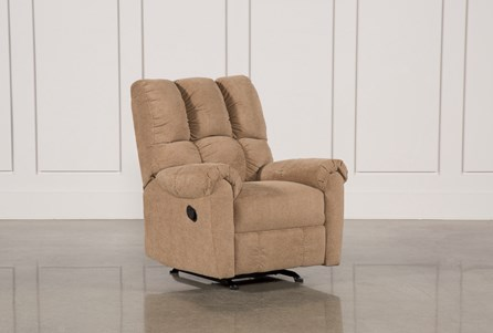 Display product reviews for SLOAN MOCHA ROCKER RECLINER
