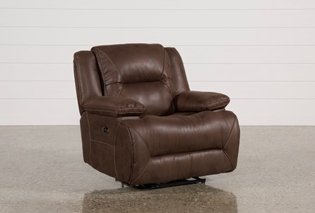 Display product reviews for CALDER BROWN POWER RECLINER