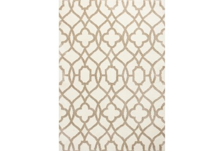 Display product reviews for 94X126 RUG-REECE TRELLIS BEIGE
