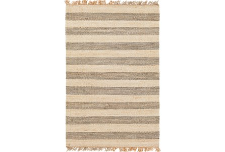 Display product reviews for 96X120 RUG-SANTORINI JUTE GREY