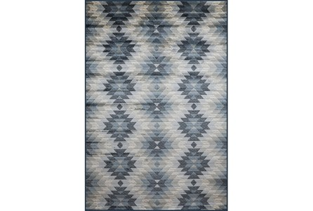 Display product reviews for 93X128 RUG-MOJAVE BLUE