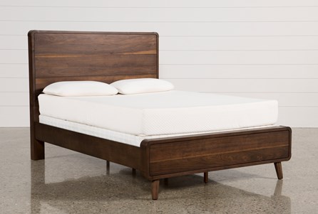 Display product reviews for KIT-XANDER QUEEN PANEL BED