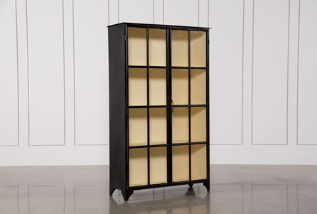 Display product reviews for VINTAGE TALL CURIO CABINET