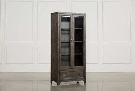Display product reviews for VALENCIA CURIO CABINET