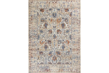 Display product reviews for 63X91 RUG-RORY BLUE/ORANGE