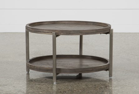 Display product reviews for SWELL ROUND COFFEE TABLE
