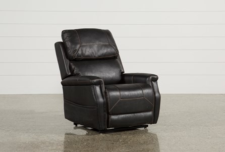 Display product reviews for BUCKLEY ECLIPSE POWER-LIFT RECLINER W/PWR HEADREST