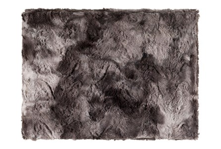 Display product reviews for ACCENT THROW-GRAPHITE FUR