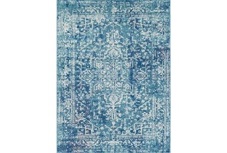 Display product reviews for 63X87 RUG-IVETE TEAL/BEIGE