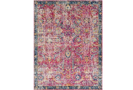 Display product reviews for 63X87 RUG-KATARI PINK/MULTI