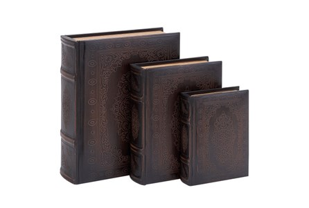 Display product reviews for 3 PIECE SET WOOD SCROLL BOXES