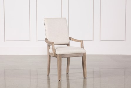 Display product reviews for WALDEN UPHOLSTERED ARM CHAIR