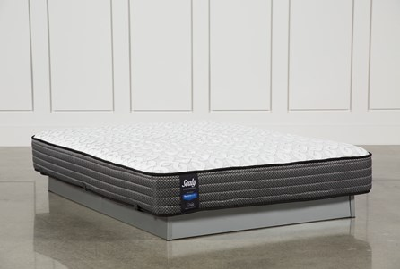 Display product reviews for BUTTERFIELD CUSHION FIRM QUEEN MATTRESS