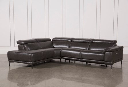 Display product reviews for KIT-TATUM DARK GREY 2 PIECE SECTIONAL W/LAF CHAISE