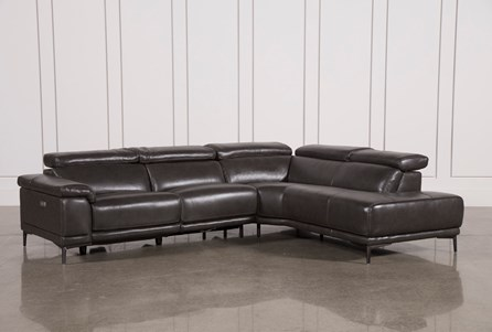 Display product reviews for KIT-TATUM DARK GREY 2 PIECE SECTIONAL W/RAF CHAISE