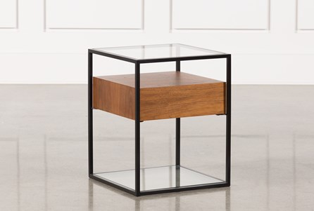 Display product reviews for ABBY END TABLE
