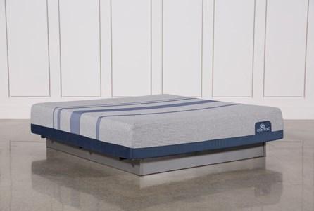 Display product reviews for BLUE MAX 1000 PLUSH CALIFORNIA KING MATTRESS