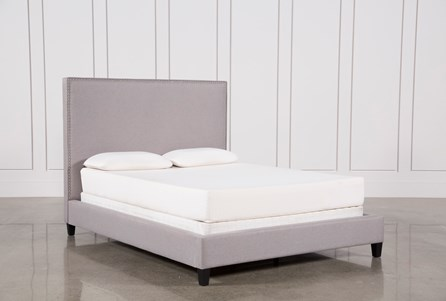 Display product reviews for KIT-KAELYN QUEEN UPHOLSTERED PANEL BED