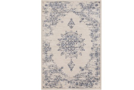 Display product reviews for 94X126 RUG-ADIA MEDALLION BLUE